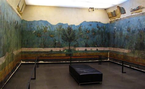 casa di livia roma villa di livia roma painting paintings