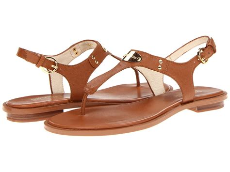 mk sandals for michael michael kors mk plate zappos free