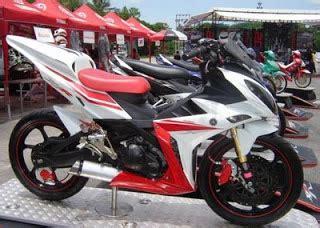 Moto Rx King Tahun 2006 foto2 modifikasi jupiter mx wisbenbae