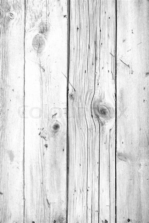 Black and white wood texture   Stock Photo   Colourbox