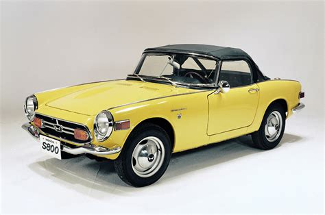 honda s800 honda s800 front view photo 9