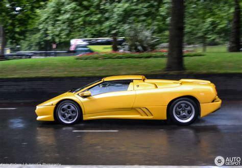 Lamborghini Diablo Vt Roadster by Lamborghini Diablo Vt Roadster 19 September 2013