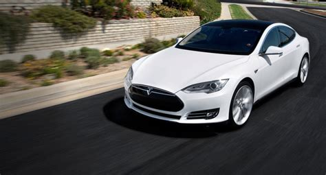 Tesla Is Awesome Awesome Actually 187 Tesla S Model S Can Crush Concrete With