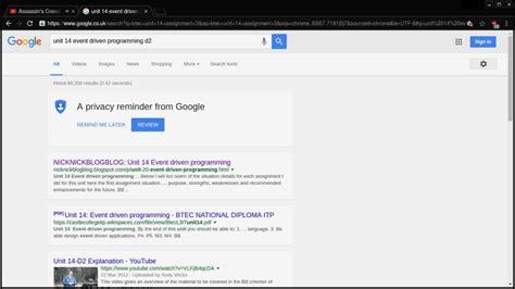 google x design google teste le material design sur son moteur de