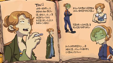 Artwork Titles by Deponia The Complete Journey Toni Steam Trading Cards