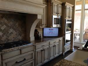 best small flat screen tv for kitchen kitchens small tv