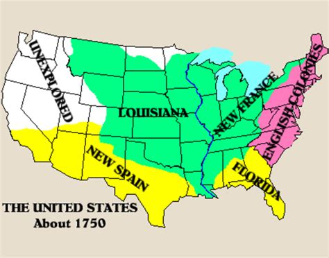 america map in 1750 road to revolution timeline timetoast timelines