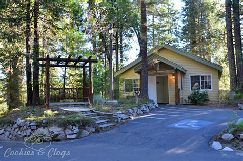 tenaya lodge cottage tenaya lodge review near yosemite national park ca