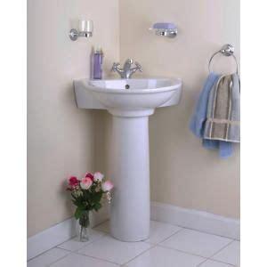 corner pedestal bathroom sink pegasus evolution corner pedestal combo bathroom sink in white home pedestal and