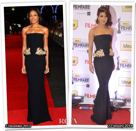 Who Wore Mcqueen Better by Who Wore Mcqueen Better Naomie Harris Or
