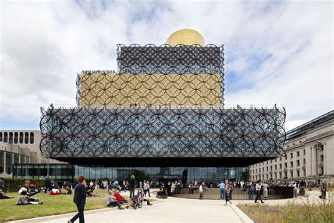 new year in birmingham uk library of birmingham by mecanoo design chronicle