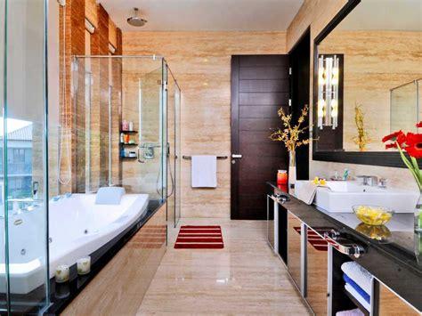 desain kamar mandi eksklusif cara desain kamar mandi mewah terlihat luas nyaman