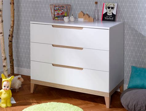 Commode Chambre Bebe by Commode Evidence Blanc Et H 234 Tre