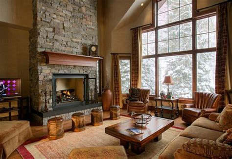 winter home design tips 100 fireplace design ideas for a warm home during winter