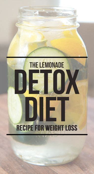 Lemon Juice Detox Recipe Weight Loss by Lemonade Diet Proven Diet For Weight Loss Cleansing