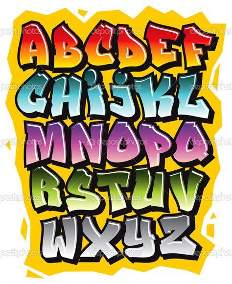 doodle name nisa alfabeto de grafite