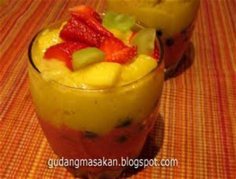 cara membuat es buah kiwi resep es krim dan buah gudang resep masakan