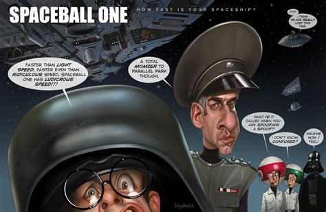 how fast is a how fast is your spaceship spaceballs by loopydave on deviantart