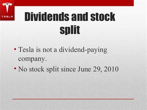 Tesla Stock Dividends Tesla Ppt Sec Focused Accounting Mcmanus