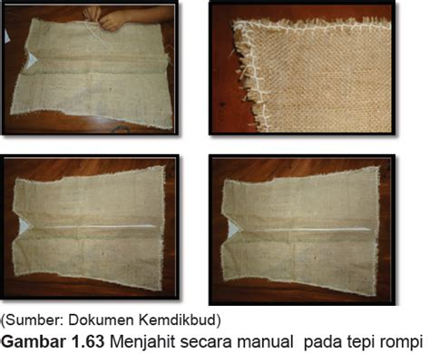 Benang Untuk Menjahit Karung Goni produksi kerajinan busana dari bahan alami ruangbaca