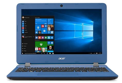 Acer Aspire Es1 132 Blue by Acer Aspire Es1 132 C8yn Black Blue Atx Computer Webshop