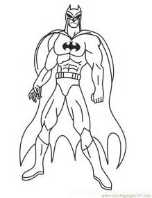 muscle free printable coloring batman coloring pages cartoons gt batman free printable