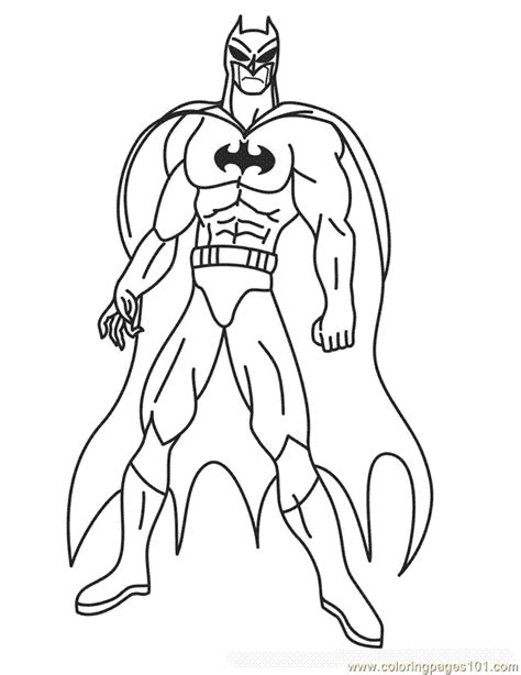 Coloring Pages Batman Coloring Pages Cartoons Gt Batman Printable Batman Coloring Pages