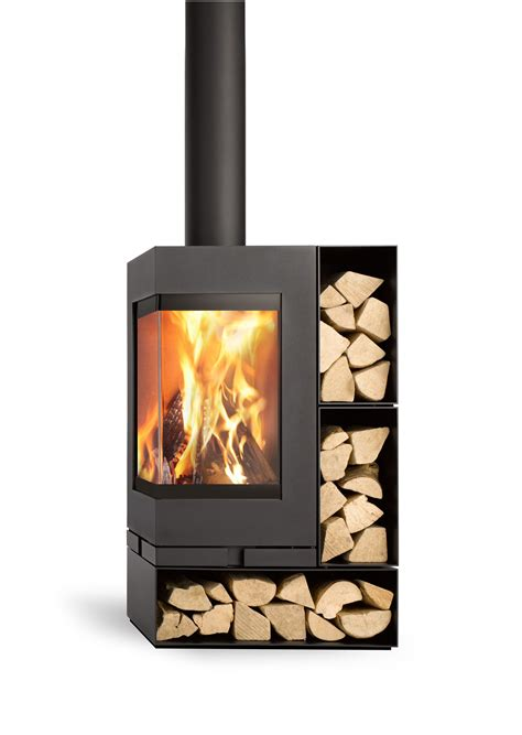 raumtrenner kamin 661 skatherm elements freestanding and modular fireplace