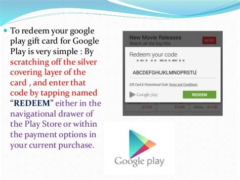 Google Play Gift Card Redeem Codes - how to redeem google play gift card mygiftcardsupply