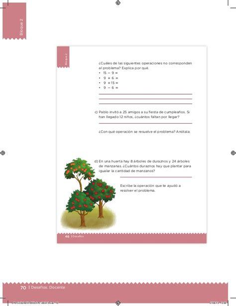 desaf 237 os matem 225 ticos libro para el alumno cuarto grado libro de desafos matemticos 5 contestado desaf 237 os