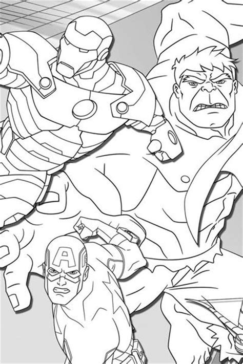 marvel adventures coloring pages avengers assemble coloring page avengers activities