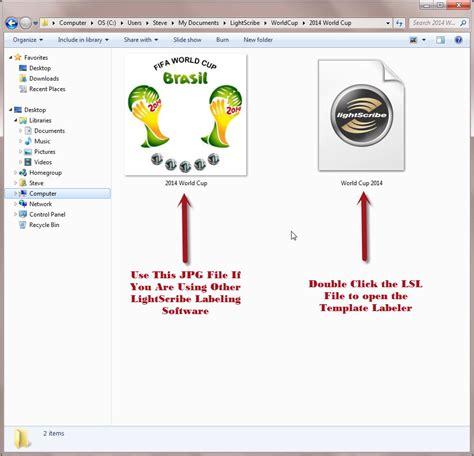 lightscribe template labeler lightscribe software free and premium lightscribe