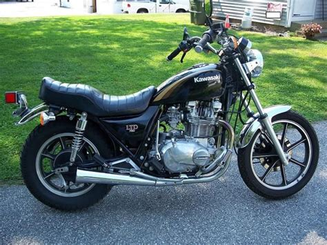 Kawasaki Kz750 For Sale by 1983 Kawasaki Kz750 K1 Ltd Belt Drive For Sale On 2040