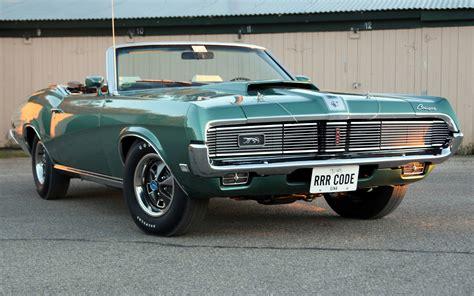 muscle car mercury cougar classic wallpaper 1920x1200 68576 wallpaperup