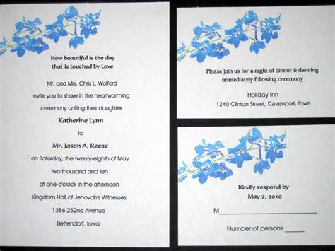 best wedding invitation sle invitation templates