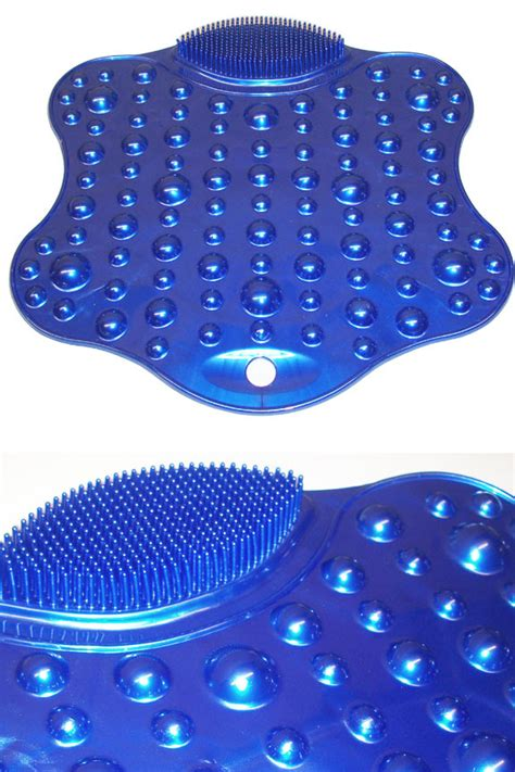 Foot Scrubber Shower Mat by Sole Mate Tub And Shower Mat