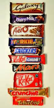 top 10 chocolate bars uk quot top 10 quot chocolate bars revealed in survey but famous