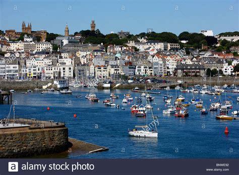 st port guernsey harbor port of st port guernsey uk channel