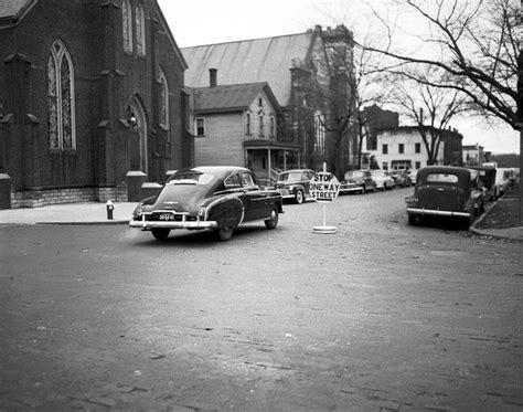 traffic light mt clemens 1949 in mount clemens michigan mt clemens mi
