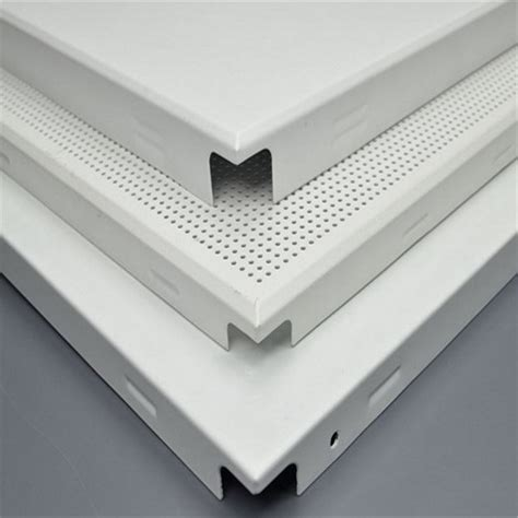Metal Ceiling Tiles by Metal Ceiling System Aluminum Square Clip In Ceiling Tile