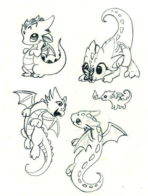 cute dragon tattoos baby farm stuff pinte