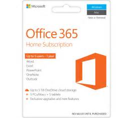 microsoft office home microsoft office 365 home deals pc world