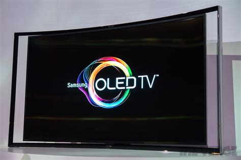 samsung curved oled tv on sale for 8 999 undercutting rival lg the verge