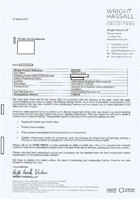 debt recovery letter before action template uk debt