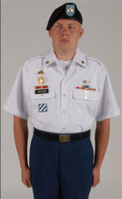 asu class b measurements united states army service uniform