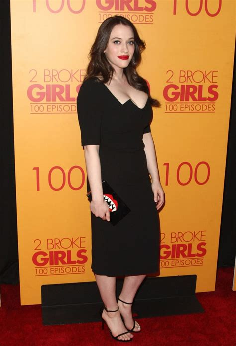 beth behrs and kat dennings at 2 broke girls 100th episode