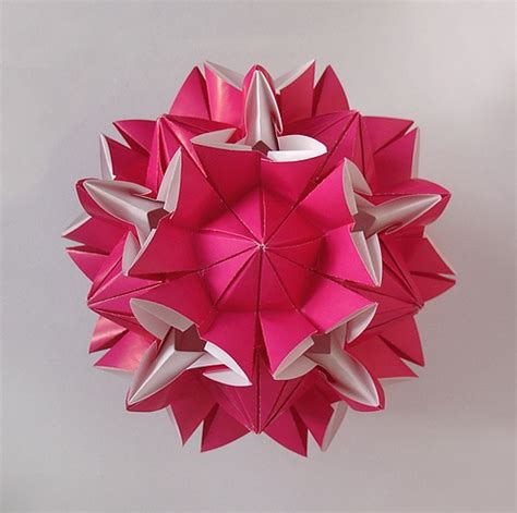Origami Modular Flower - 1000 images about origami kusudama on