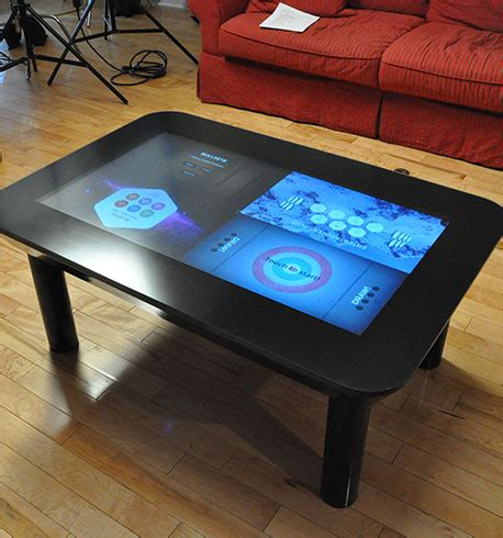 Multitouch Coffee Table Multi Touch Coffee Tables Multi Touch Digital