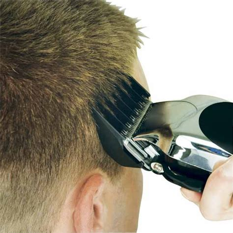 cortando el pelo kit rasuradora cortadora cabello cortar pelo wahl 24
