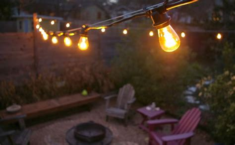 5 Essentials For Outdoor Summer Entertaining Summer String Lights